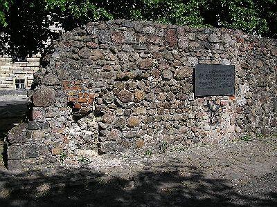 Berliner Stadtmauer