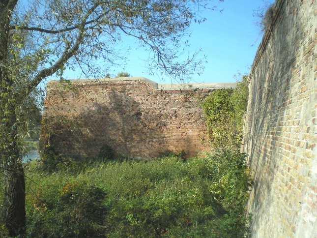 Die Bastion Brandenburg