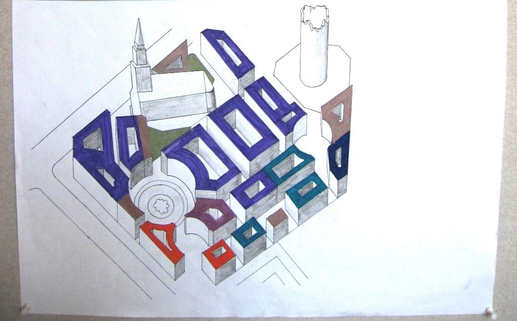 Entwurf Sarah Hubert